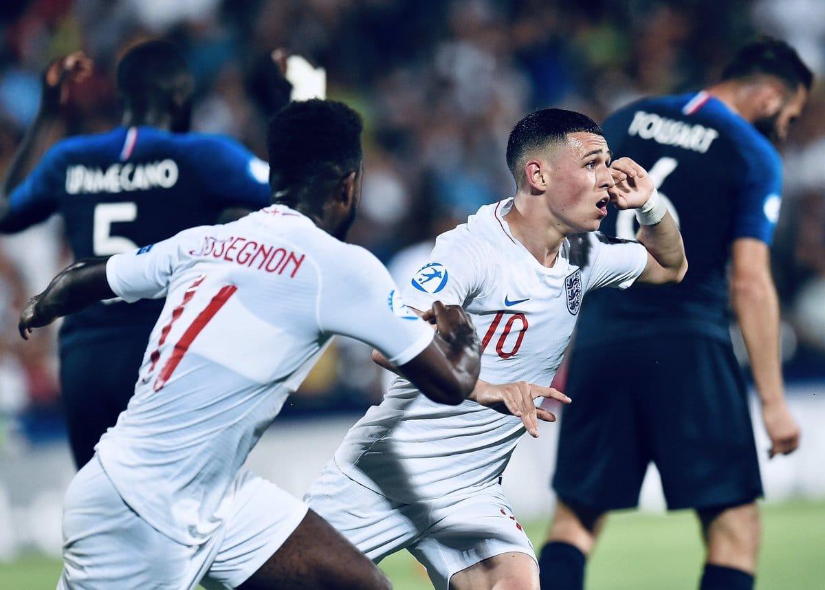 วิเคราะห์ฟุตบอล ยูโร U21 2019   อังกฤษ U21 vs โรมาเนีย U21 21/06/19