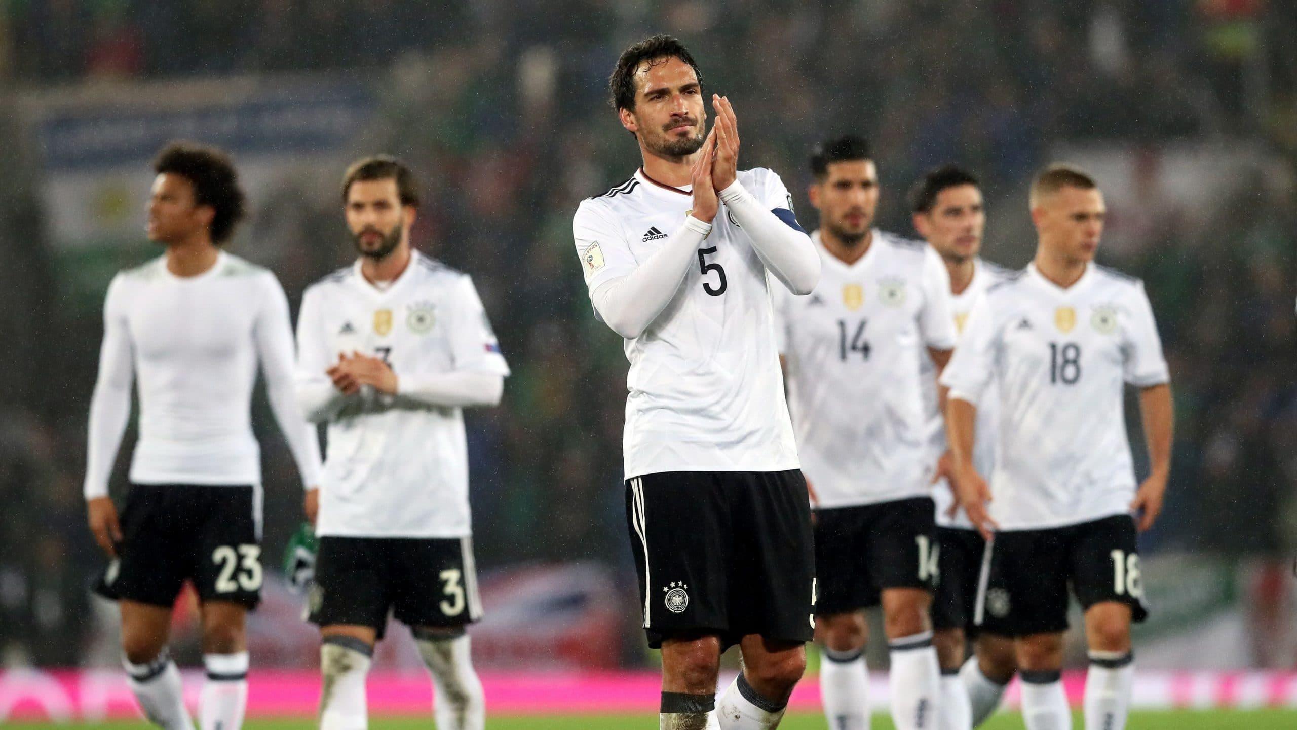 วิเคราะห์ฟุตบอล ฟุตบอล ยูฟ่า ยูโร 2020 รอบคัดเลือก | ไอร์แลนด์เหนือ vs เยอรมัน 09/09/19
