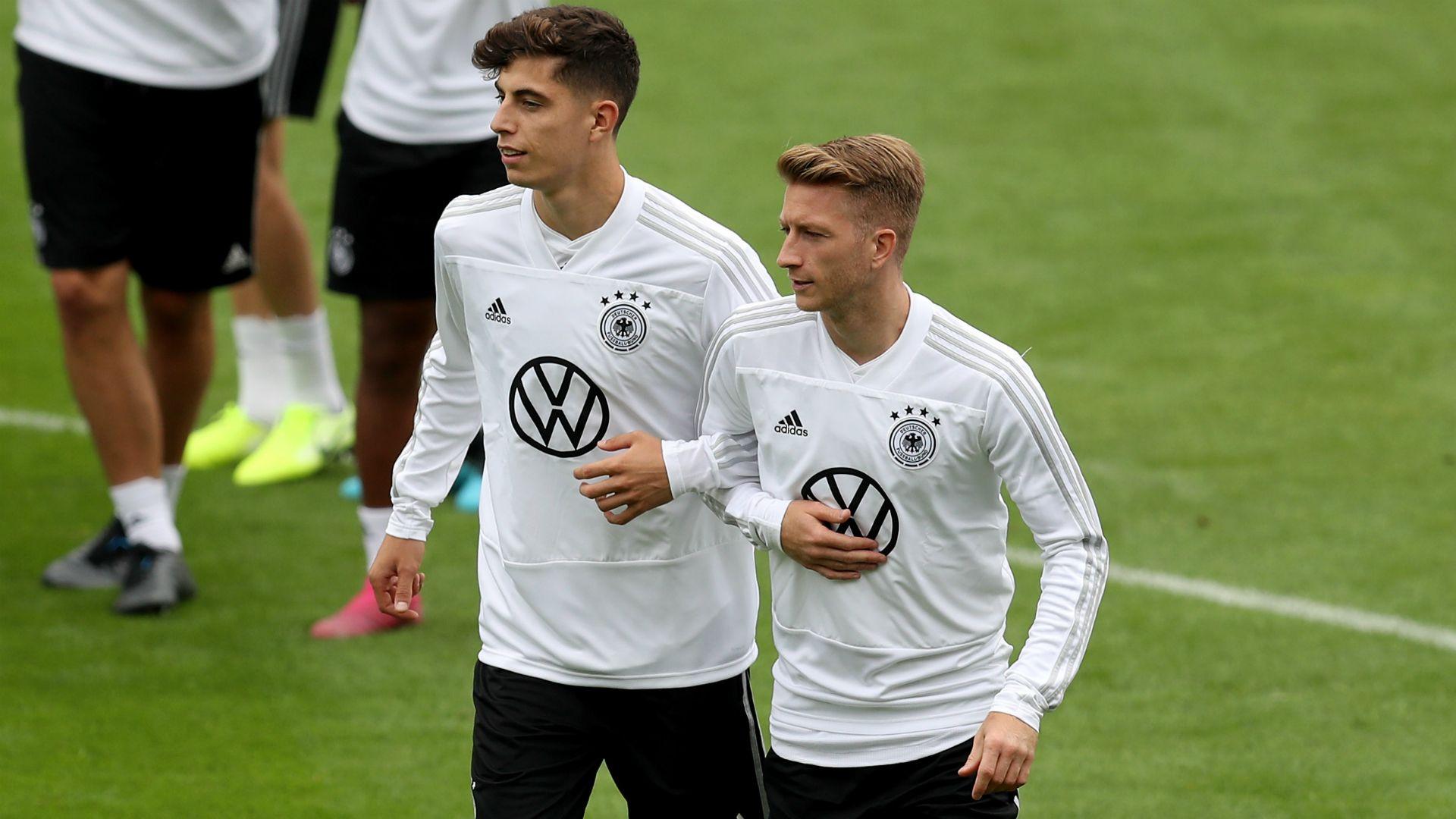 วิเคราะห์ฟุตบอล ฟุตบอล ยูฟ่า ยูโร 2020 รอบคัดเลือก   เยอรมัน vs ฮอลแลนด์ 06/09/19
