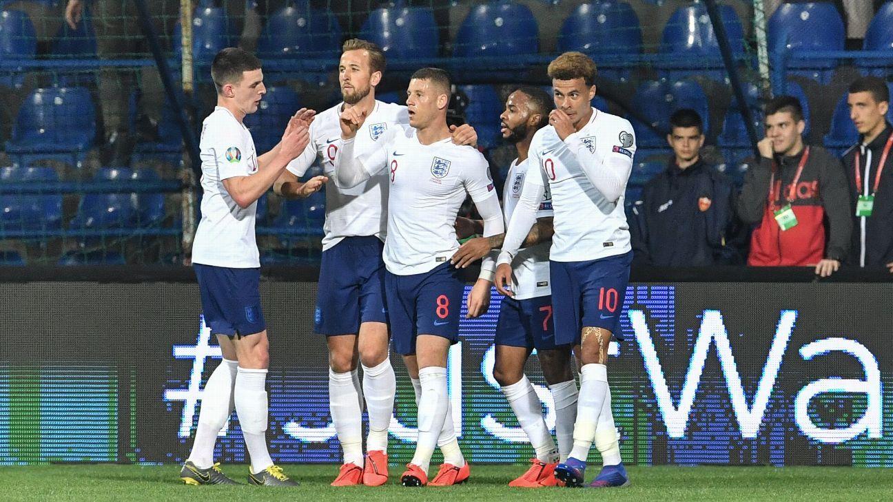 วิเคราะห์ฟุตบอล ฟุตบอล ยูฟ่า ยูโร 2020 รอบคัดเลือก   อังกฤษ vs บัลแกเรีย 07/09/19