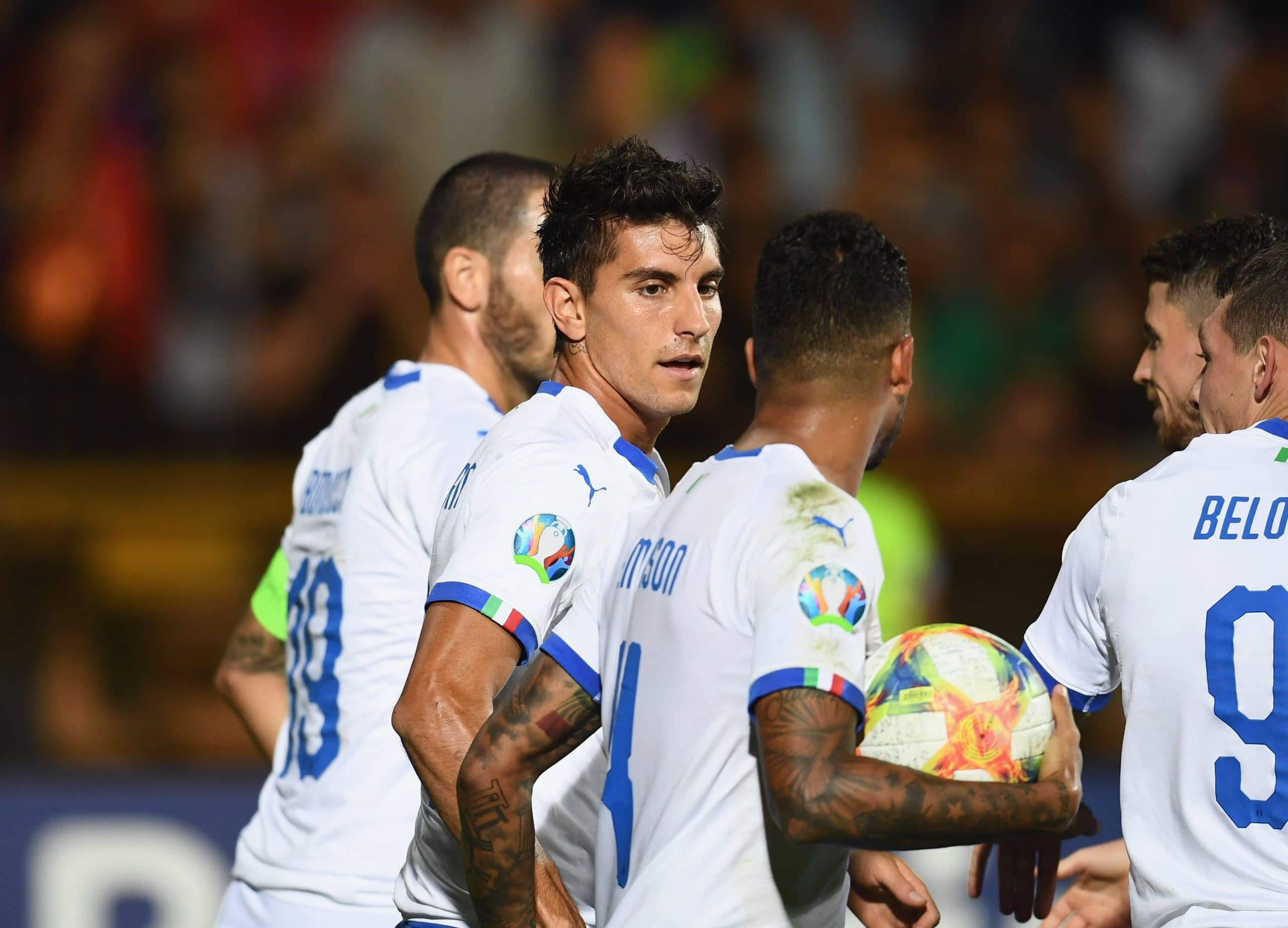 วิเคราะห์ฟุตบอล ฟุตบอล ยูฟ่า ยูโร 2020 รอบคัดเลือก | ฟินแลนด์ vs อิตาลี 08/09/19