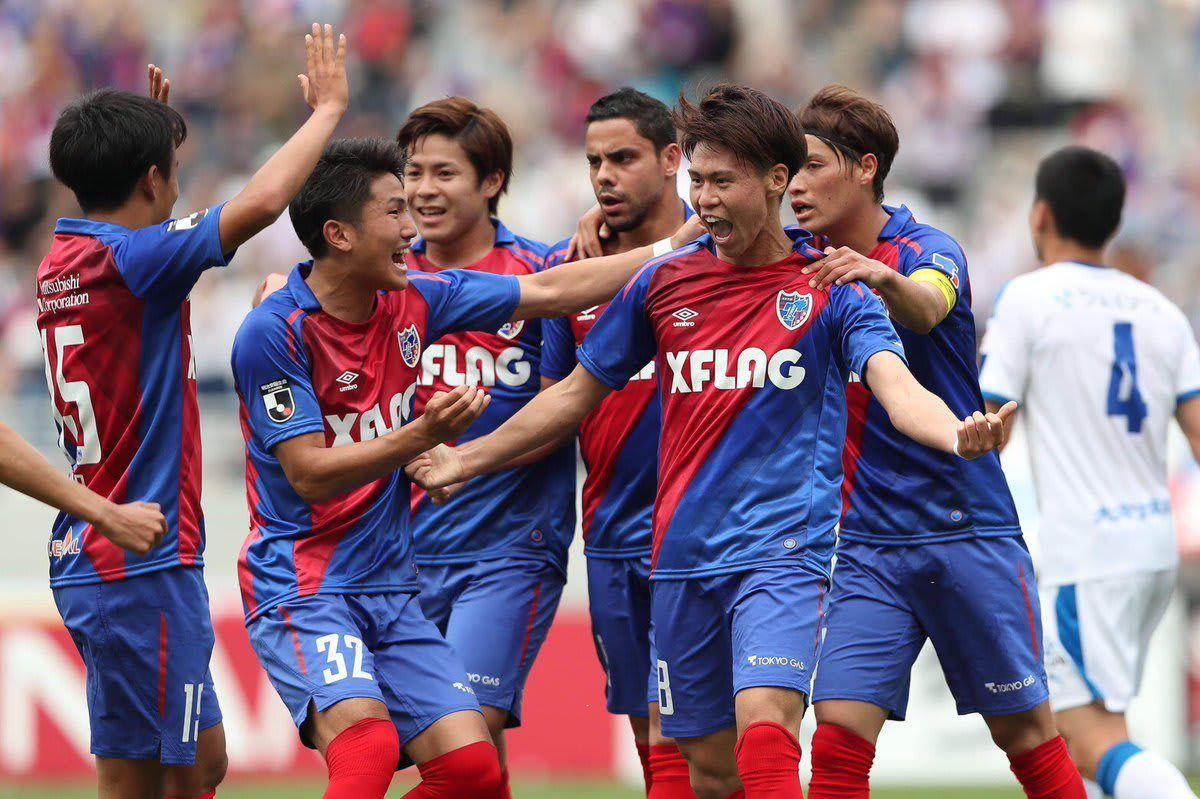 วิเคราะห์ฟุตบอล ฟุตบอล เจ ลีก คัพ   กัมบะ โอซาก้า vs เอฟซี โตเกียว 04/09/19