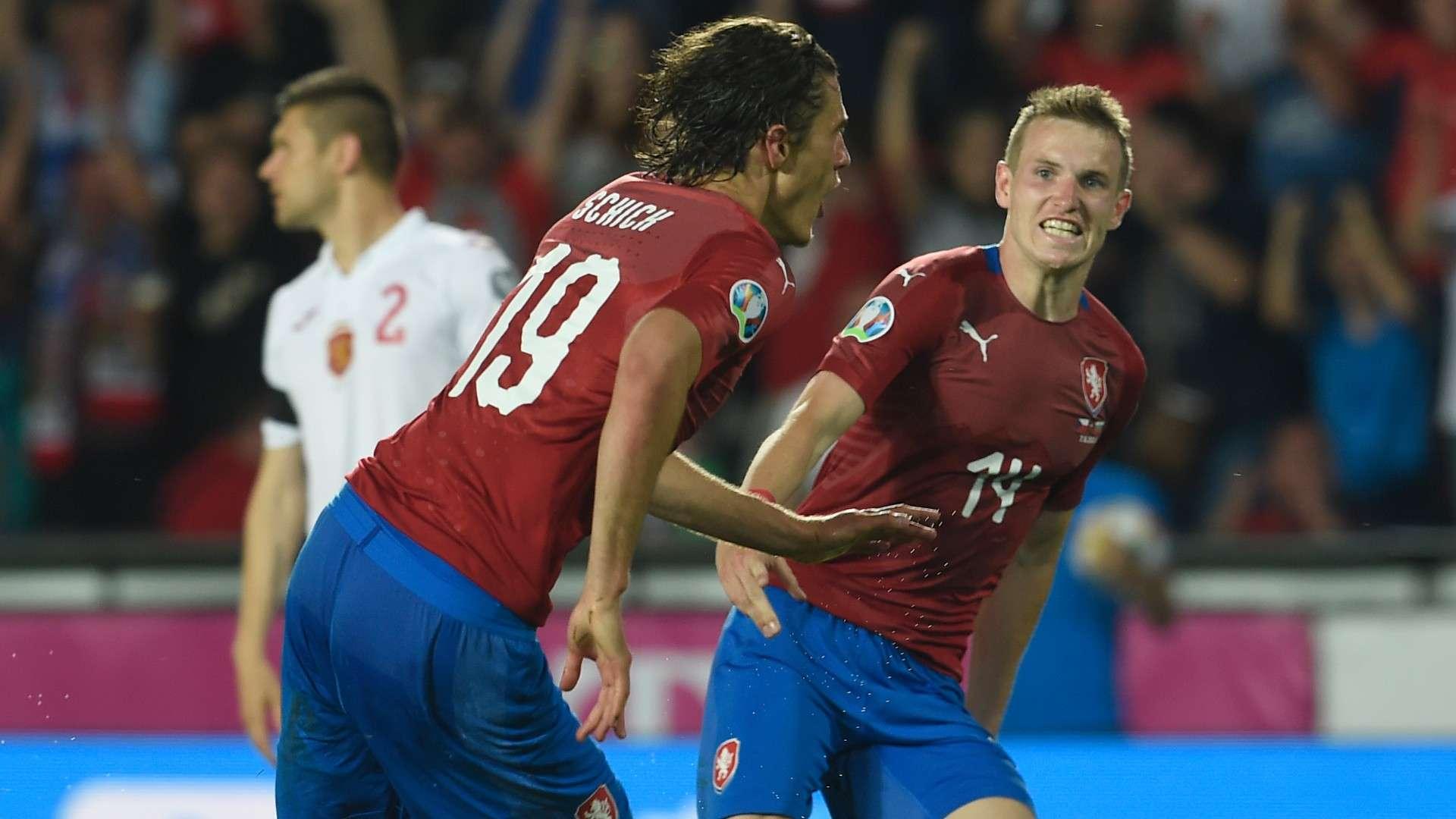 วิเคราะห์ฟุตบอล ยูฟ่า ยูโร 2020 รอบคัดเลือก | ทีมชาติเช็ก vs ทีมชาติอังกฤษ 11/10/19