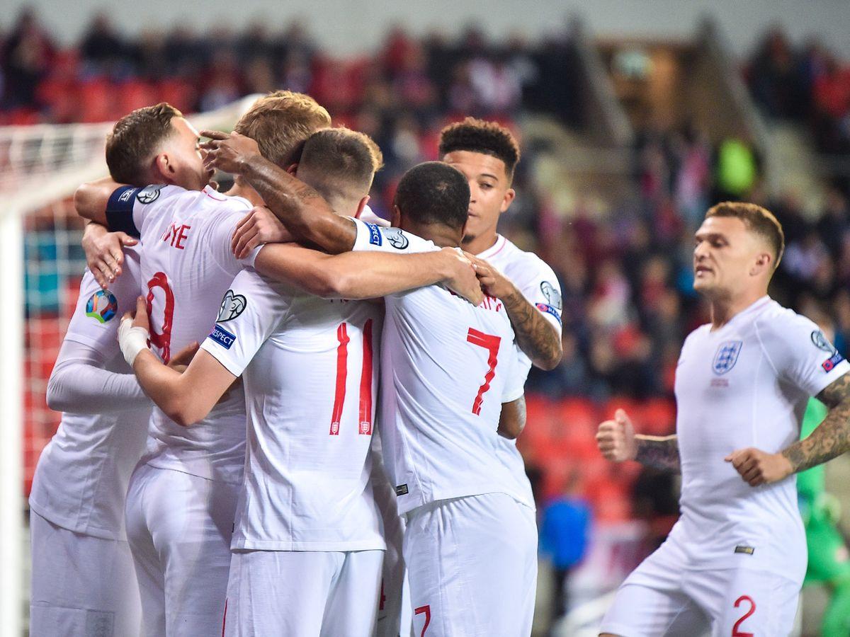 วิเคราะห์ฟุตบอล ยูฟ่า ยูโร 2020 รอบคัดเลือก | ทีมชาติอังกฤษ vs ทีมชาติมอนเตเนโกร 14/11/19