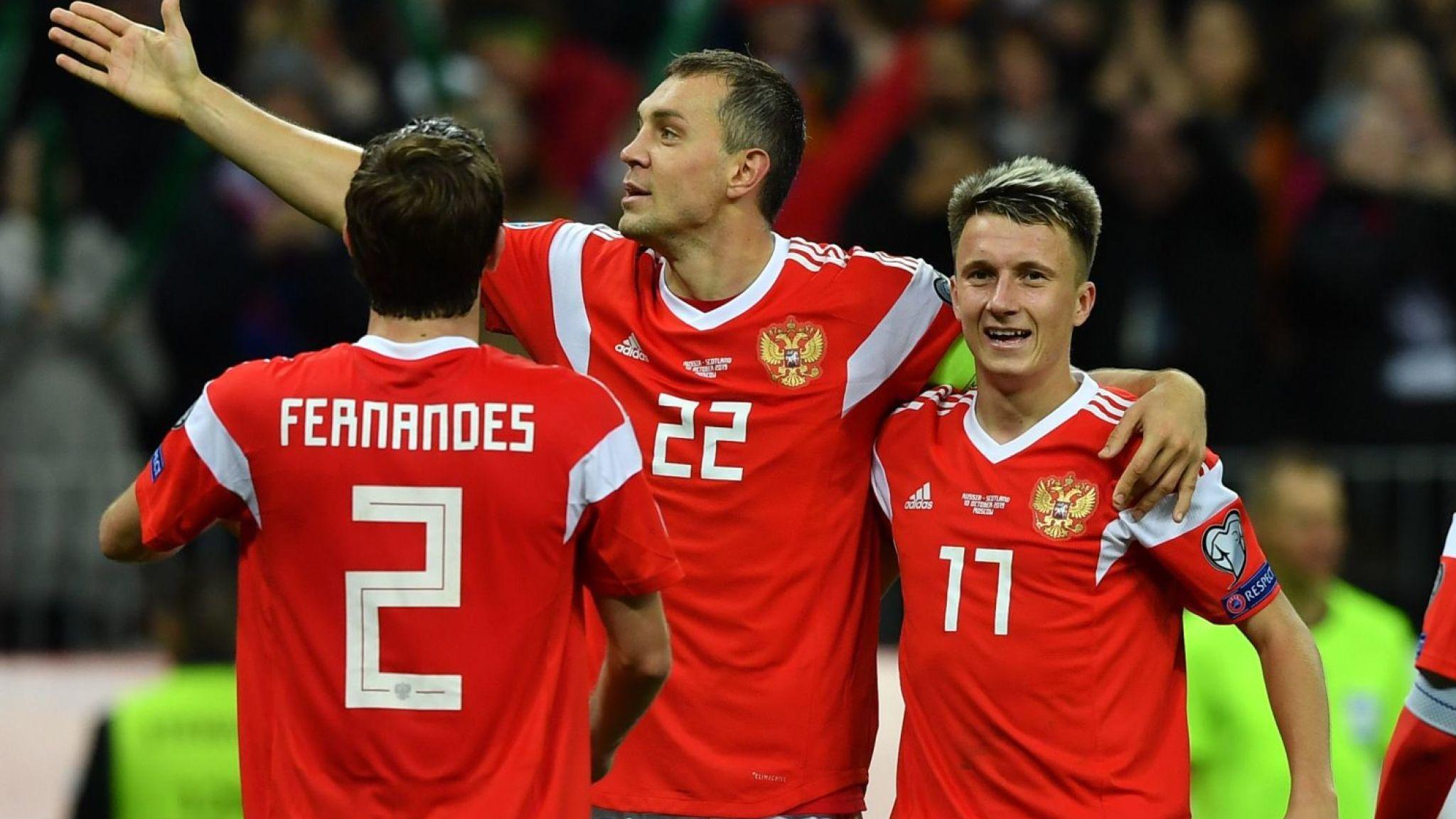 วิเคราะห์ฟุตบอล ยูฟ่า ยูโร 2020 รอบคัดเลือก | ทีมชาติรัสเซีย vs ทีมชาติเบลเยียม 16/11/19
