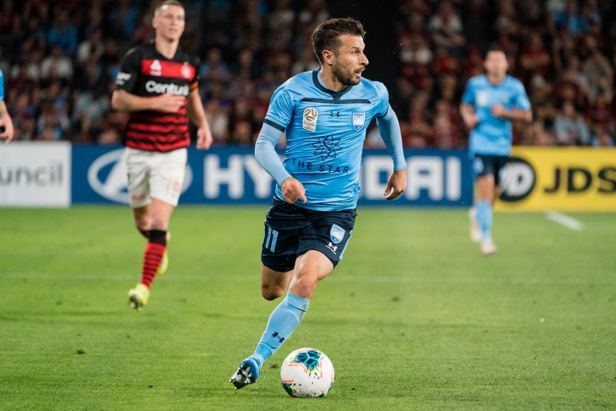 วิเคราะห์ฟุตบอล เอ ลีก ออสเตรเลีย | ซิดนี่ย์ เอฟซี vs นิวคาสเซิ่ล เจ็ตส์ 1/11/19